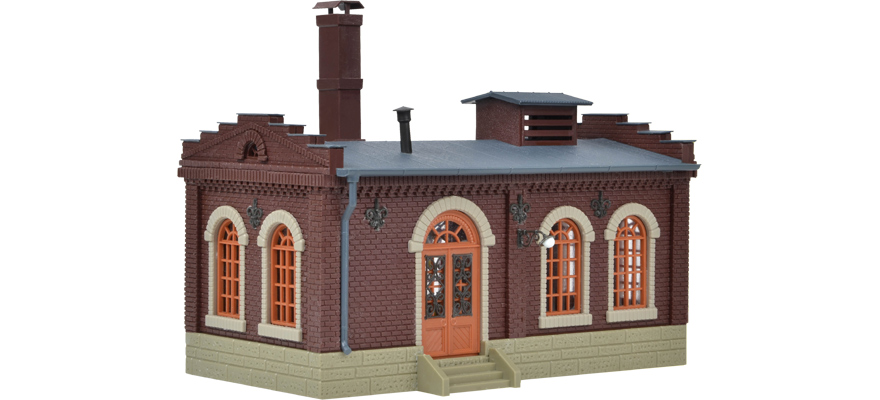 45619 Workshop building