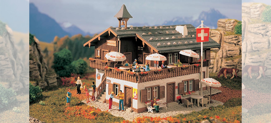 47742 Restaurant in alpine area