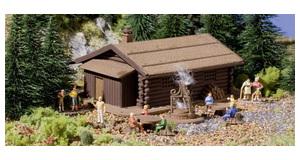 Noch 14634 Waldhütte