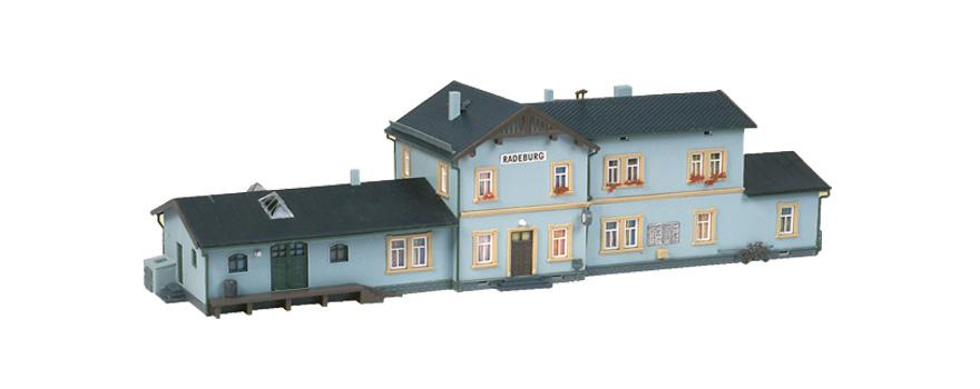 Güterschuppen Bausatz Auhagen H0 11351