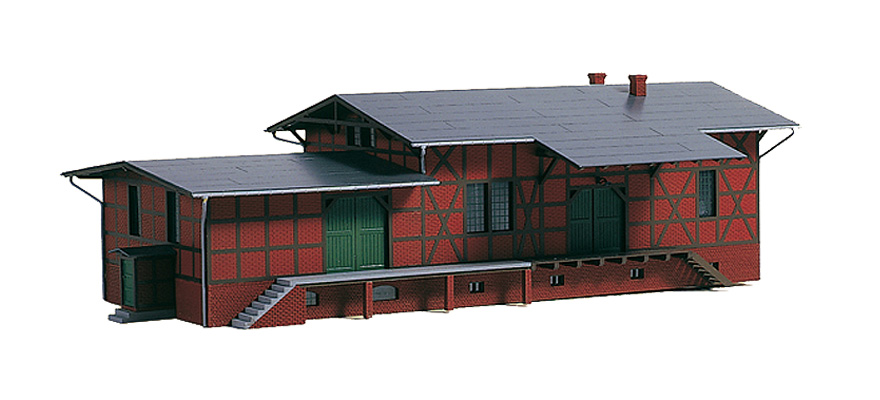 11383 Freight shed