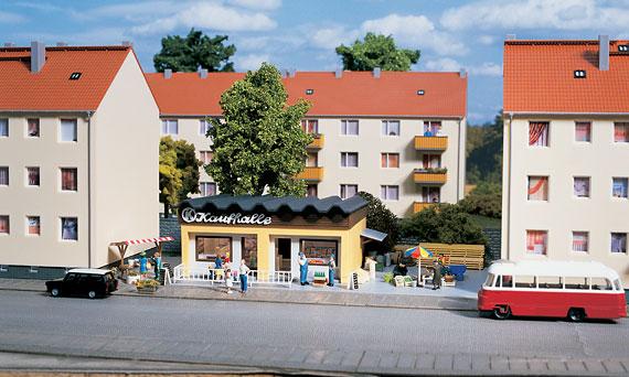 Auhagen H0 11406 Kaufhalle