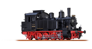 H0, courant alternatif / 3 rails, DRG, Époque  II