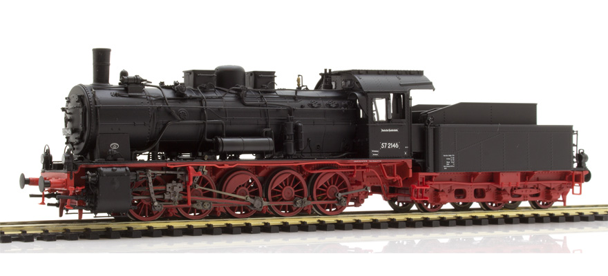 Brawa 40864 STEAM LOCOMOTIVE 57.10 DB