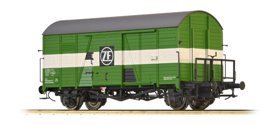 47980 COVERED FREIGHT CAR GMS 30 ZF