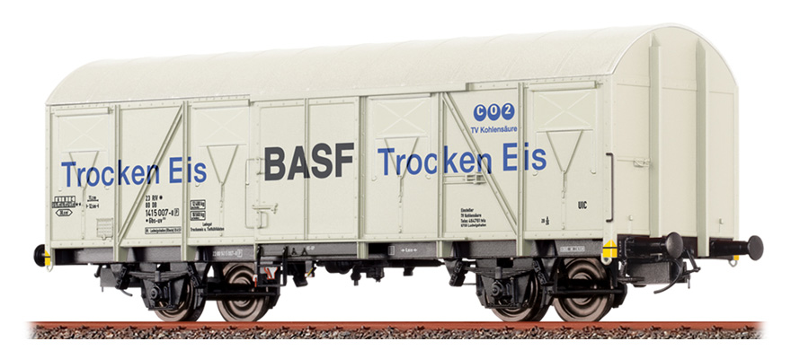 47276 Covered Freight Car Gbs-uv 253