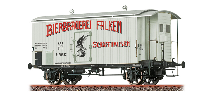 47875 Covered Freight Car K2