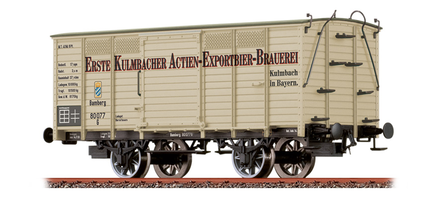 48038 Covered Freight Car G