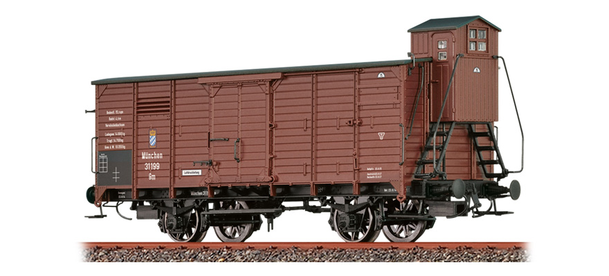 49788 Covered Freight Car Gm