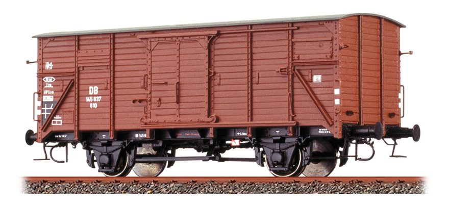 49790 Covered Freight Car Geh10