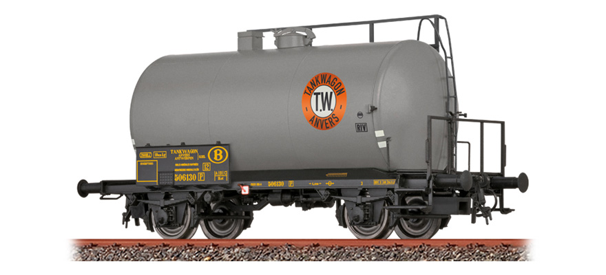 "50019 Tank Car Z [P] ""Tankwagon-Anvers"""