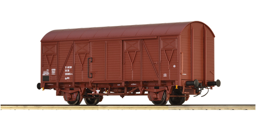 50108 Covered Freight Car Gs