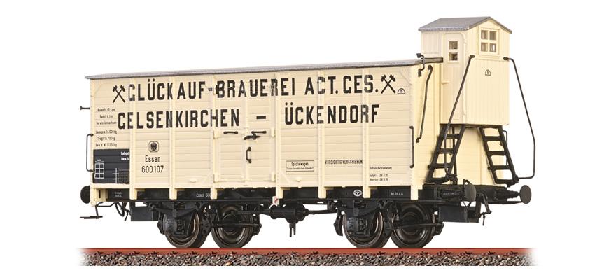 Brawa H0 49759 gedeckter Güterwagen QB der TKVJ NEU und OVP