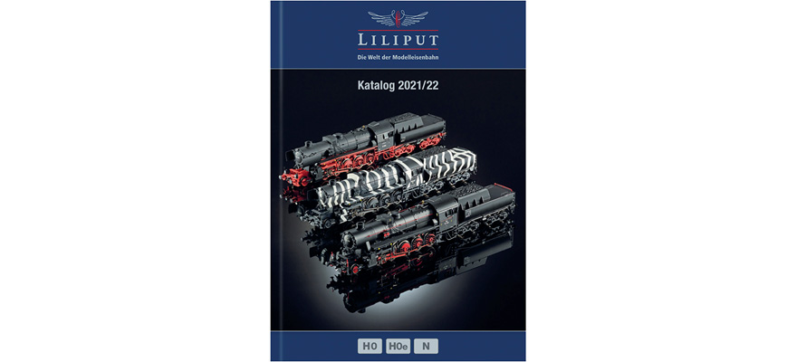 L020210 Catalogue Liliput 2021