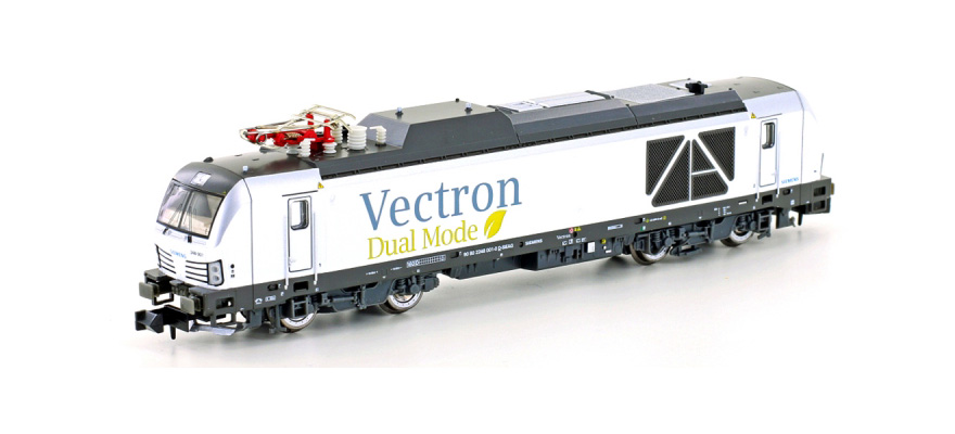 H3120S Vectron Demonstrator