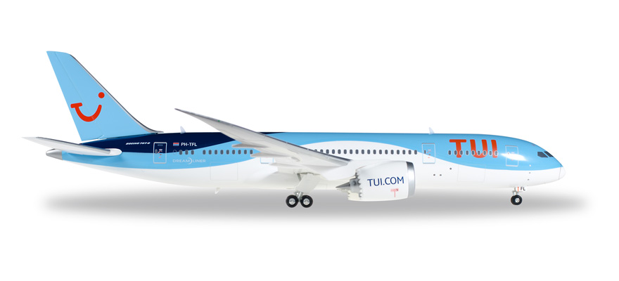 Herpa 557757 B787-8 TUI Airlines