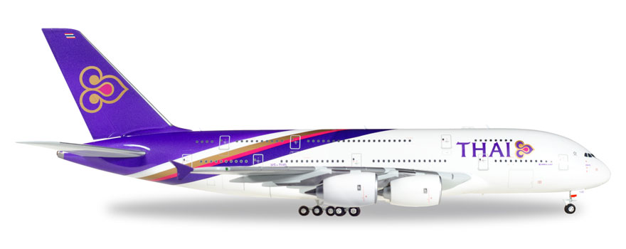 Herpa 556774-001 Airbus A380-800