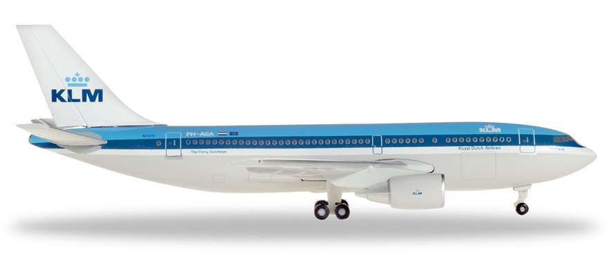 531573 A310-200 KLM
