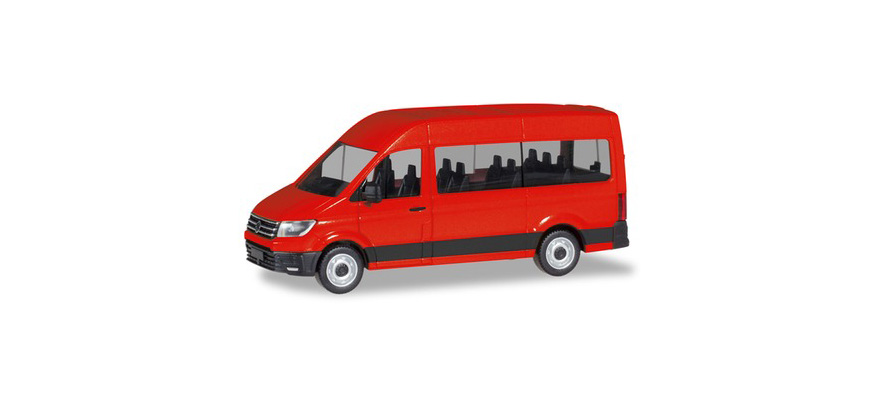 094252 MiniKit: VW Crafter Bus, rot