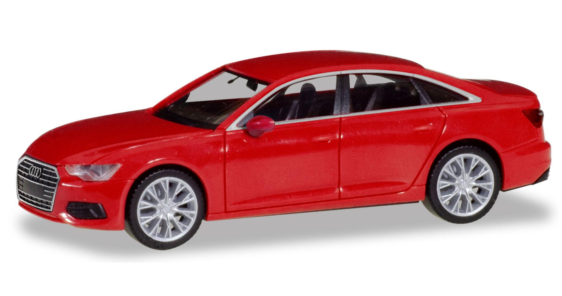 Herpa 420303-002 Neu 1//87 Audi A6 Avant brillantschwarz