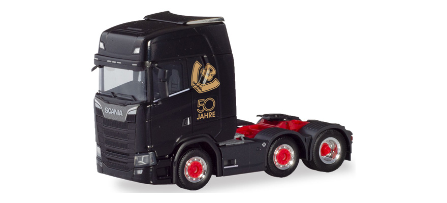 Herpa 310833 Scania CS 20 HD Zugmaschine