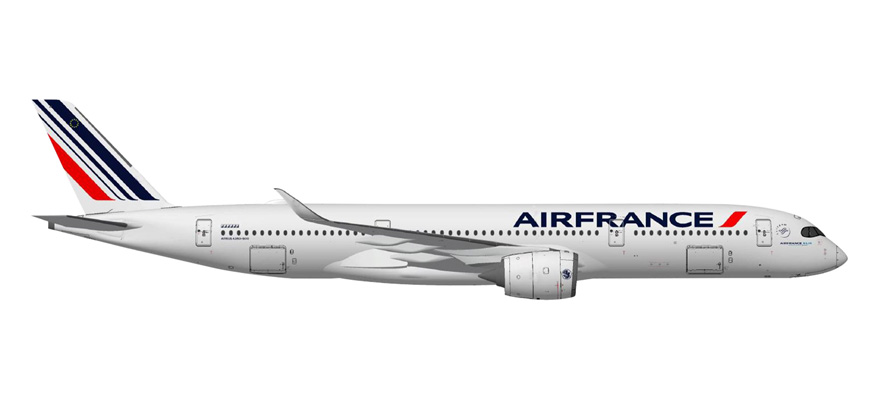 Herpa 533478 Airbus A350-900