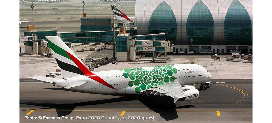 533522 A380 Emirates Expo 2020