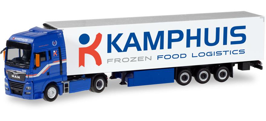 Herpa camiones MAN tg-x XXL kippsilo-SZ NTM 305471