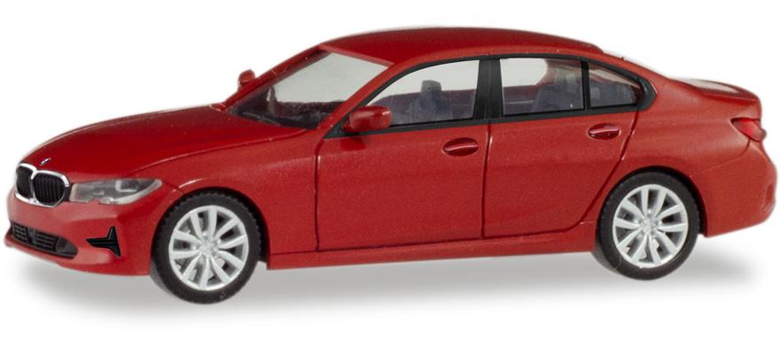 melbournerot Herpa 430791 BMW 3er Limousine