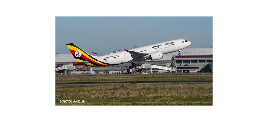 535427 A330-800neo Uganda Airlines – 5X-NIL