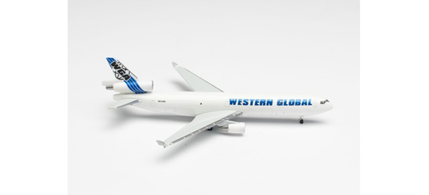 535434 MD-11F Western Global Airline – N412SN