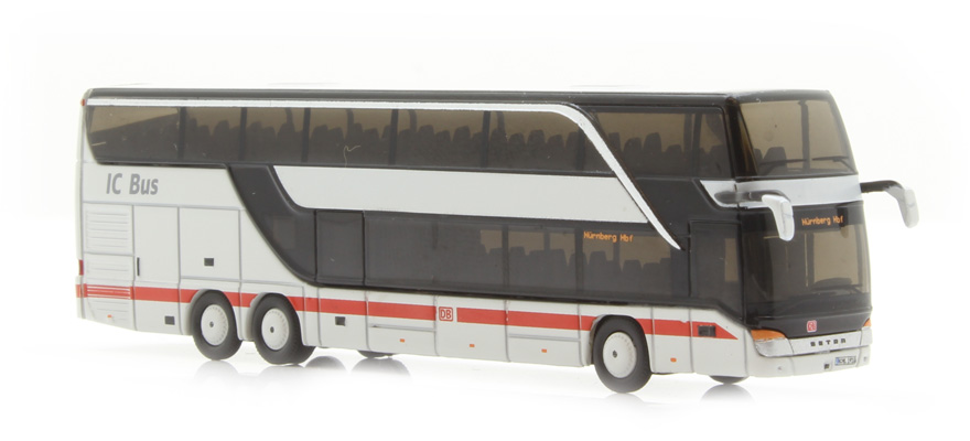 LC4460 MINIS IC bus Setra S 431 DT