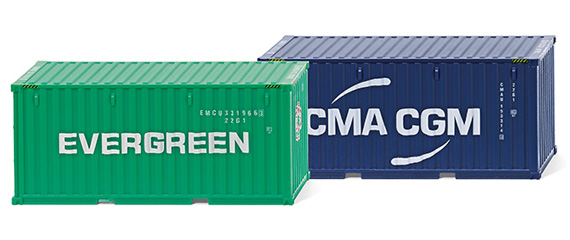 001814 20' Container