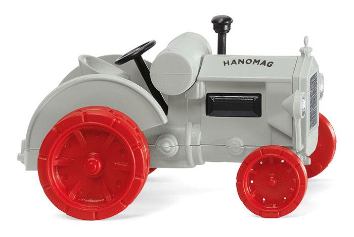 Wiking 087202 tractor Hanomag WD 1:87 nuevo