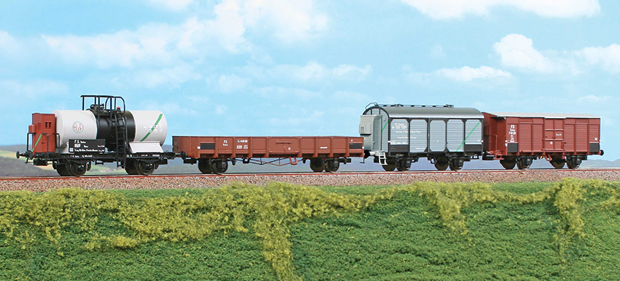 45106 goods wagons