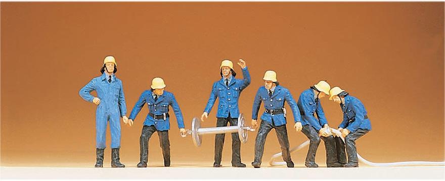 Preiser 14204 Firemen