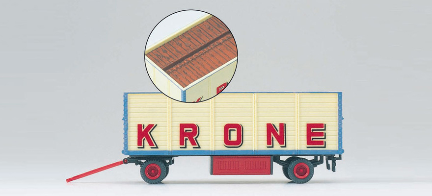 "21020 Packwagen ""Zirkus Krone"""