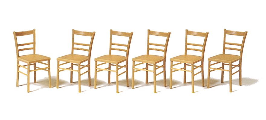 45219 Chairs. 6 pieces
