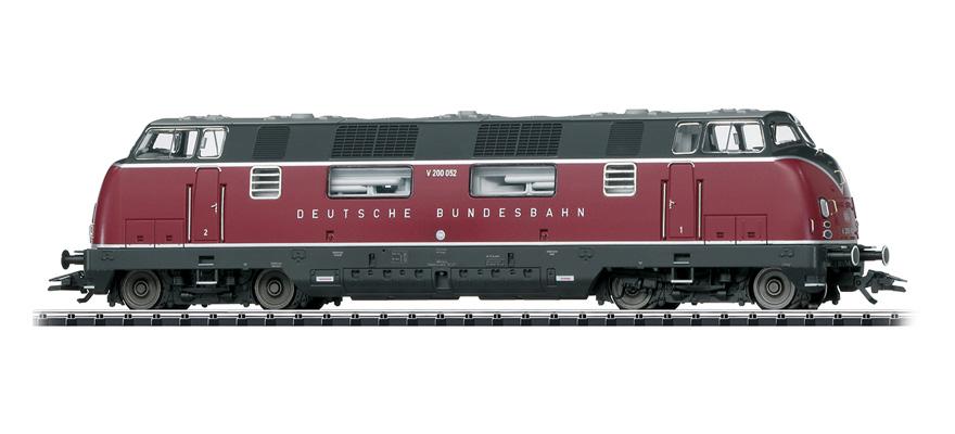 Trix 22754 Class V 200.0