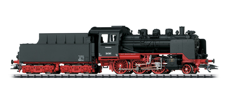 Trix 22433 Class 24 Steam Locomotive