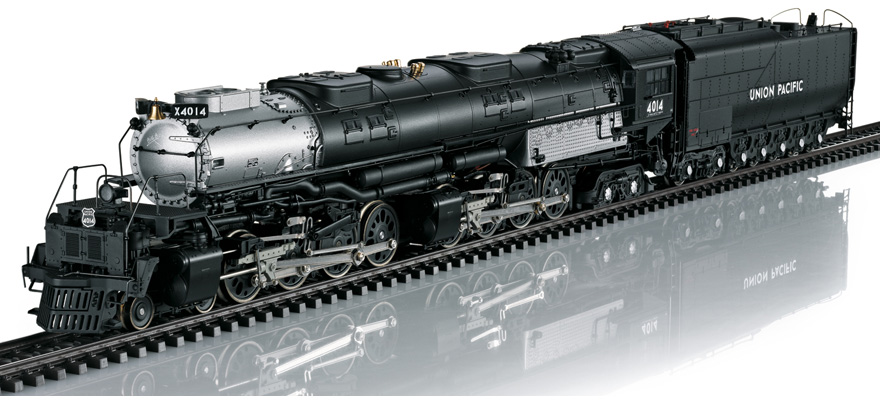 22163 Stoomlocomotief Big Boy 4014 UP - RP 25