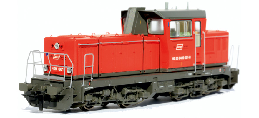10660 Rail cargo carrier 409.001