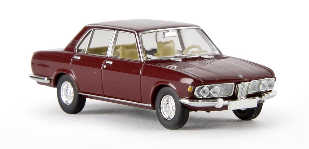Brekina 13601-1//87 BMW 2500 beige di STARMADA-NUOVO