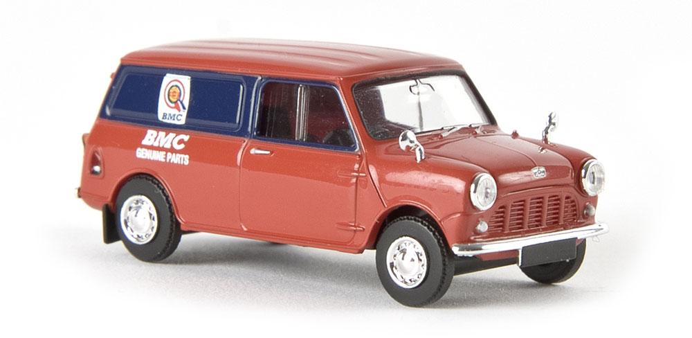 """Neu Brekina 15358-1//87 Austin Mini Van /""""Bmc/""""  Td"""