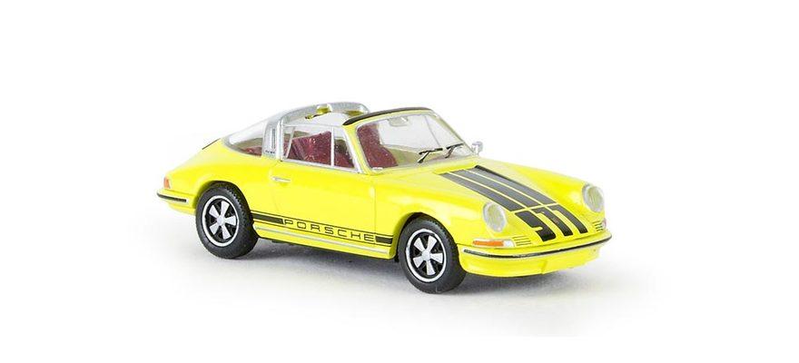 Brekina 16265 Porsche 911 Targa