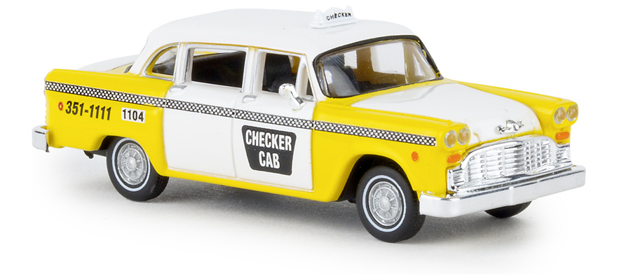 "58924 ""Checker Cab"""