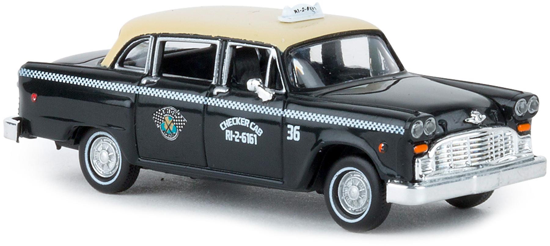 Brekina 58927 Checker Cab