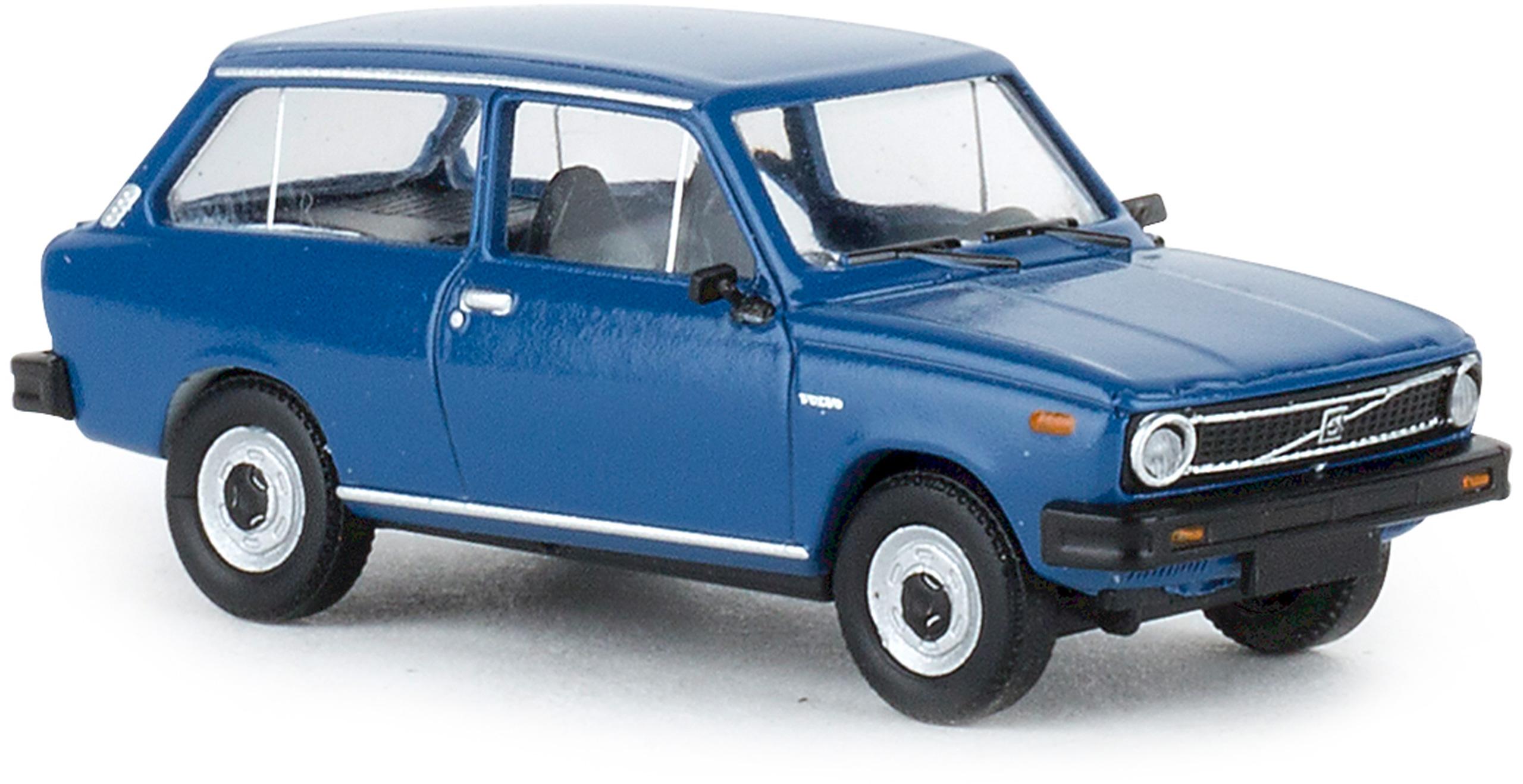 Brekina 27626 Volvo 66 Kombi hellgelb H0 Neu 2020