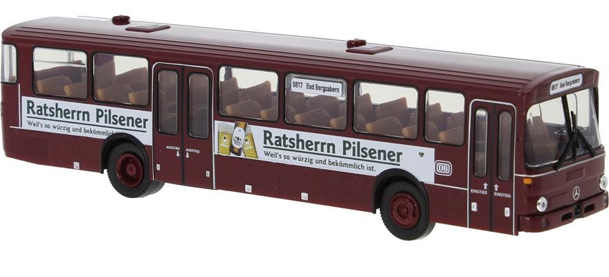 Brekina 58283 Neoplan-Henschel nh 12 DB 22-194 h0