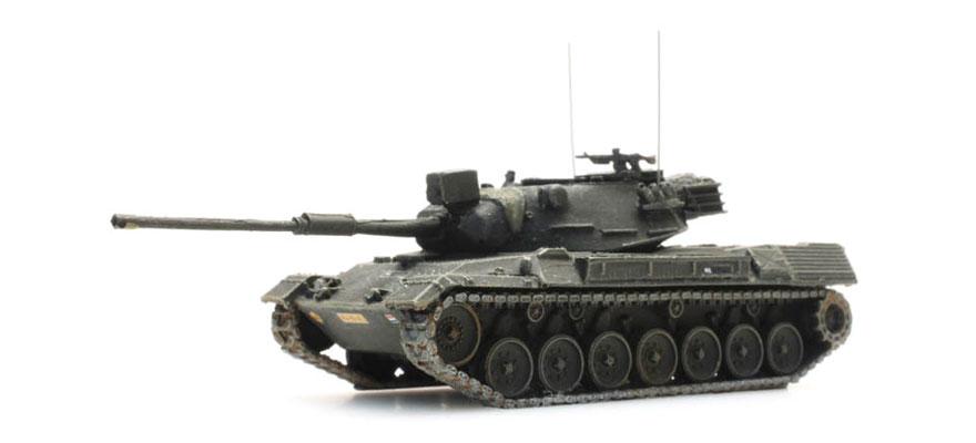 Modellbahnshop artitec 1160013 leopard 1 for Artitec design